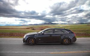 2011 Cadillac CTS-V Sport Wagon Long Term Update 2 - Motor Trend