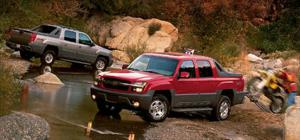 2002 Chevrolet Avalanche - Motor Trend