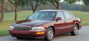 1997 Buick Park Avenue - First Drive - American Cars - Motor Trend Magazine