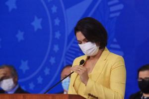 Empresa Marfrig fez doação ao Ministério da Saúde , mas verba foi parar em projeto de primeira-dama; governo Bolsonaro não comenta o caso