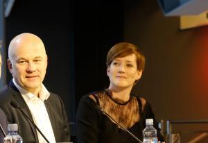 Mener ny NRK-sjef bør være en kvinne - styreleder vil ikke utelukke mannlige kandidater