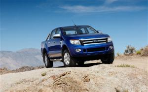 2012 Ford Ranger First Look - Motor Trend