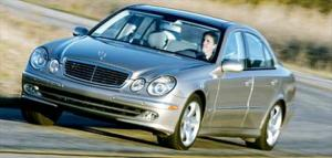 2003 Mercedes-Benz E500 Specifications, Price, & Performance - Motor Trend