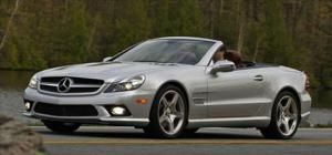 2008/9 Mercedes-Benz SL550 - Comparison Gallery - Motor Trend
