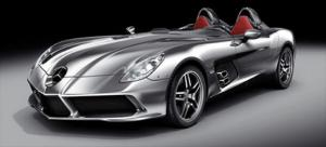 Mercedes-Benz SLR Stirling Moss - First Look and photos of the SLR Stirling Moss - Motor Trend