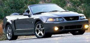 2003 Ford Mustang SVT Cobra Engine, Colors & Exterior - Motor Trend