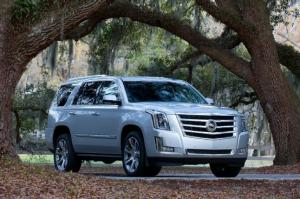 2015 Cadillac Escalade/ESV - All-New and Refreshed SUVs for 2015 - Motor Trend