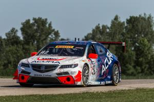 Acura TLX GT Race Car Track Drive - Motor Trend