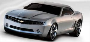 Chevrolet Camaro Concept - Future Vehicle & First Look - Motor Trend