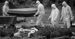 Março foi o mês mais letal da história do país, recorde foi puxado pelas vítimas da Covid-19, e abril tem todos os trágicos ingredientes para estabelecer um novo pico, com hospitais lotados e vacinação a conta-gotas