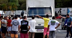 Representante da categoria, Chorão, diz que a Associação Brasileira de Condutores de Veículos Automotores (Abrava), da qual é presidente, não recuará em relação à paralisação