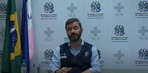 Nésio Fernandes aponta que, pela sazonalidade das doenças respiratórias no ES, entre março e abril pode ocorrer uma nova fase de aceleração de casos