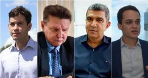 Pela folha de pagamento de janeiro, ao menos 58 candidatos que perderam a disputa no ano passado foram abrigados em prefeituras da região metropolitana