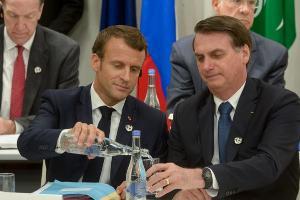 As críticas do país europeu à destruição ambiental, sobretudo no Brasil, são um entrave para a concretização do acordo comercial entre União Europeia e Mercosul