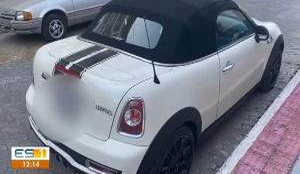 Ao ver o anúncio de um MINI Cooper S conversível na internet, Luciano Caramori abriu negociação com dois vendedores de Vitória. Ele veio pessoalmente buscar o veículo, mas somente após quitar os valores percebeu que se tratava de um golpe