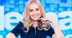 A postagem manipulada afirma que a apresentadora teria dito em entrevista à Jovem Pan que ela e sua família têm 'alta imunidade' e não precisam da vacina.