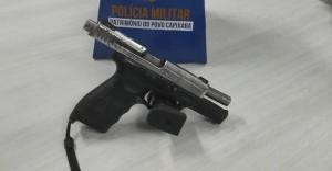 A Polícia Militar foi até o bairro Santa Rosa investigar uma denúncia de que criminosos armados estariam se preparando para atacar rivais. Morte aconteceu na noite desta quarta-feira (22)