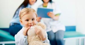 Atendimentos periódicos de osteopatia em pediatria ajudam a garantir que o desenvolvimento motor da criança se dê adequadamente e em seu maior potencial