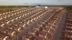 Atual governo desembolsou R$ 5,5 milhões dos R$ 36,4 milhões gastos na construção do conjunto habitacional em São Mateus. Maior parte da obra foi financiada e executada por governos anteriores