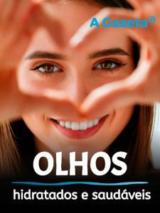 Confira dicas para manter a saúde e hidratação dos seu olhos
