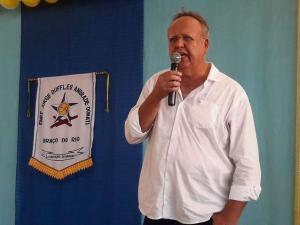 Eleito em 2016, Francisco Vervloet, o Chicão (PSB), usou programa social para se promover enquanto candidato a prefeito, segundo o TSE