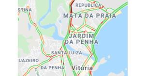 Segundo a PRF, as duas principais rodovias que cortam o Espírito Santo, a BR 101 e a BR 262, também registram grande fluxo de veículos