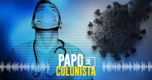 Colunistas de A Gazeta receberam o médico intensivista Leonardo Goltara, que contou o que está vendo e vivendo na linha de frente da atenção aos pacientes com Covid-19 nos hospitais do ES. O podcast do bate-papo já pode ser conferido