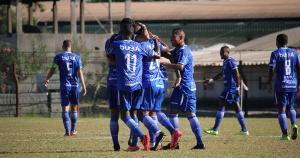 A partida fechou a 4a rodada do Campeonato Capixaba 2021. Time da Capital venceu por 2 a 0, com gols marcados pelo meia Edinho