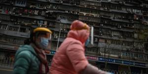 Kept at Home by the Coronavirus, Many Chinese Fall Behind on Their Debts