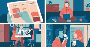 Nine Ways To Make Work Less Awful