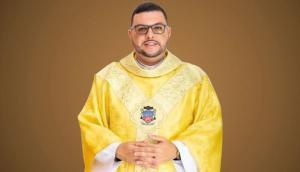 Padre Kleber sofria de asma e estava internado desde o último dia 24 de janeiro por causa do novo coronavírus; na última quinta-feira (4), completou quatro anos de ordenação sacerdotal