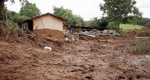 Rompimento de barragem matou 270 pessoas; 10 vítimas não foram localizadas ainda