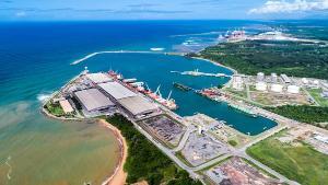 Novos complexos e concessão do Terminal de Barra do Riacho devem impulsionar relações comerciais com a Europa, com a Ásia e com os Estados Unidos