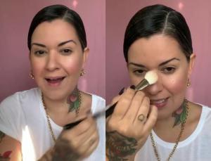 A pele matte é uma das queridinhas no universo da maquiagem. Aprenda a fazer essa preparação de pele bem sequinha mas sem o efeito craquelado.