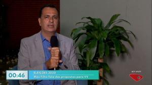 Atual prefeito de Vila Velha fez críticas ao adversário, o vereador Arnaldinho Borgo (Podemos), e afirmou que projetos da prefeitura foram atrasados por ação do grupo que controla a Câmara Municipal