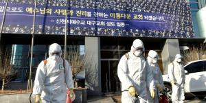 Coronavirus Cases Surge in South Korea, Tied Mainly to Megachurch