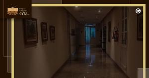 Funcionários e ex-moradores do prédio contam episódios assustadores que viveram no local. Segundo a lenda, o fantasma de José de Anchieta percorria os corredores do local. Veja o vídeo