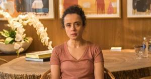 Beatrice Sayd se inspirou na sua personagem Edilene, de 'Amor de Mãe', para fazer debates sobre violência contra mulher