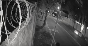 O acidente, que envolveu outro carro modelo Citroën C3, aconteceu na noite deste sábado (17), no bairro Jardim da Penha; não há registro de feridos