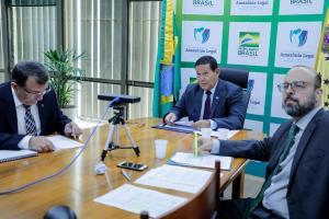 A iniciativa Diálogo de Investidores sobre Políticas Públicas contra o Desmatamento é um grupo de 55 fundos internacionais de investimentos responsáveis pela gestão de US$ 7 trilhões