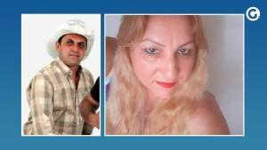Carlos Pastor Neto foi encontrado morto com Maria das Graças Xavier no dia 14 de julho em uma fazenda da cidade. O homem preso estava em casa