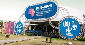 Femipe, que acontece entre os dias 26 e 29, na Praça do Papa, em Vitória, vai apresentar produtos e serviços de empreendedores capixabas, seguindo os protocolos de prevenção à Covid-19