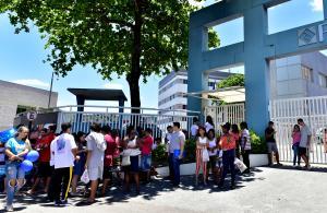 Informação foi divulgada nesta sexta (15) pela Sesp e confirmada pelo Inep; abertura dos portões para os outros candidatos será às 11h30