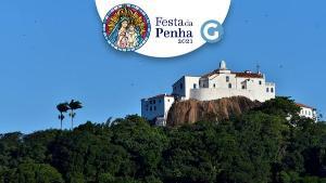 A Gazeta preparou um tour, em vídeo, para conhecer a casa de Nossa Senhora da Penha. Confira todos os detalhes