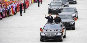 From the Netherlands to North Korea, Kim's Mercedes Take a Long Trip