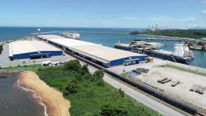Porto em Aracruz, controlado pela Suzano e pela Cenibra, prevê investimentos para se consolidar como um terminal multicargas
