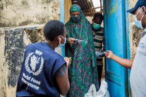 Lorena Peterle Modolo Braz mora no país africano do Quênia e participa do Programa Mundial de Alimentos (PMA) há dois anos. Para ela, prêmio consolida o orgulho que sente