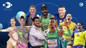 Saiba quem são e onde nasceram as feras que vão representar o Espírito Santo e o Brasil nos Jogos Olímpicos