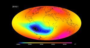 A fim de entender mais sobre o assunto, a reportagem de A Gazeta conversou com três especialistas na área para entender o que é a Anomalia Magnética do Atlântico Sul (Amas); veja