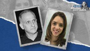 Pai e filho foram sentenciados a 30 anos de prisão pelo envolvimento no assassinato da médica Milena Gottardi, em 2017. Eles foram apontados como mandantes do crime